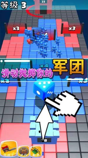 骰子克隆人战争游戏安卓官方版图片1