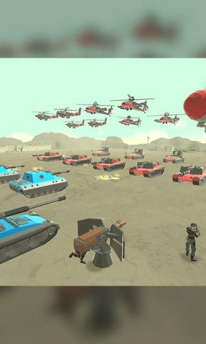 战场特种兵团模拟器游戏图3