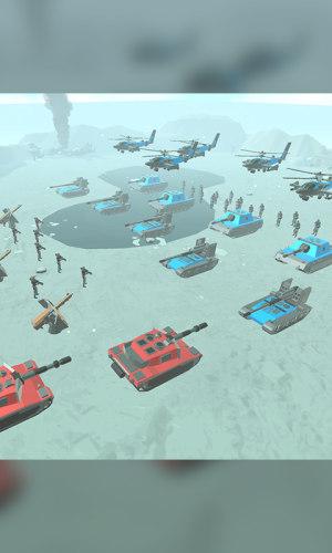 战场特种兵团模拟器游戏图1