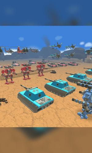 战场特种兵团模拟器游戏图2
