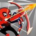 超级蜘蛛弓箭手游戏