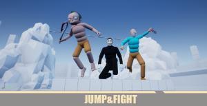 跳跃与战斗游戏图3
