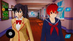 樱花女生生活3D游戏图2
