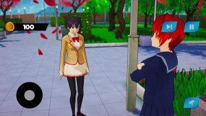 樱花女生生活3D游戏图3