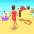 海滩女王跑酷游戏