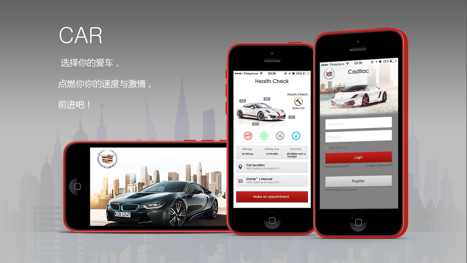 买车app大全