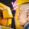 城市战斗飞行机器人游戏