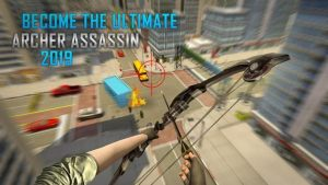 刺客弓箭射击英雄游戏图1