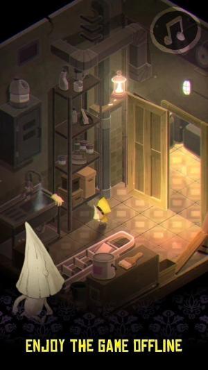小小梦魇密室脱逃手机版图5