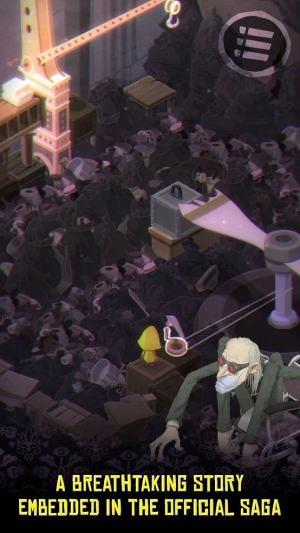 小小梦魇密室脱逃手机版图1