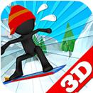 火柴人滑雪 3D
