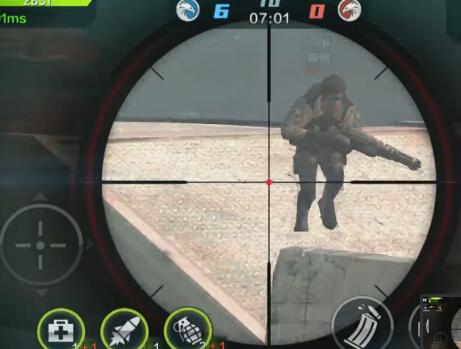 全民突擊狙擊王者大炮巴雷特M82A1震撼登場[圖]