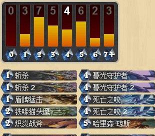 炉石传说冠军的试炼防战推荐卡组[图]
