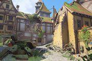《守望先锋》公布新地图 堡垒故乡德国小镇[多图]