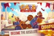 割繩子最新作品《CATS》將在本月上線[多圖]