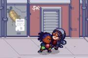 橫版熱血格斗游戲《格斗街區》上架iOS[多圖]