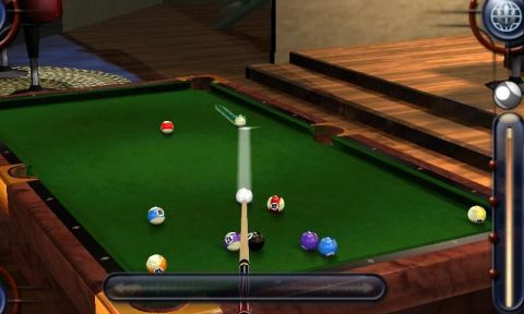 Namco网络桌球3手游安卓版图4: