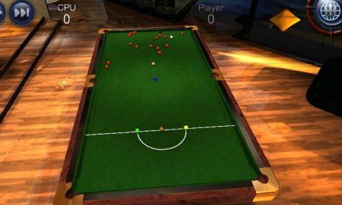 Namco网络桌球3手游安卓版图2: