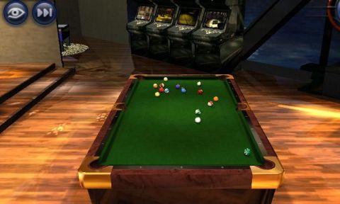 Namco网络桌球3手游安卓版图3: