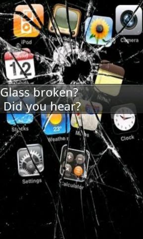 击碎屏幕恶搞版图1: