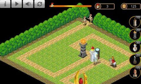罗马军团游戏手机版图2: