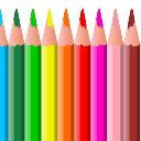 彩色图画本