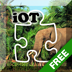 动物大象拼图免费版