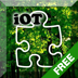绿色大森林拼图免费版