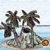 孤岛生长球
