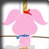 兔子走钢丝