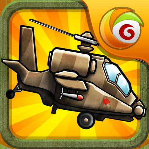 战神直升机