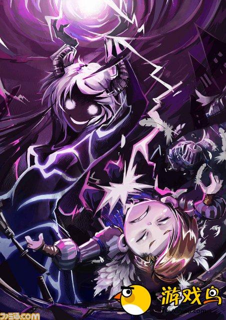 日本魔幻跑酷游戏《Night Runner》发布[多图]图片3