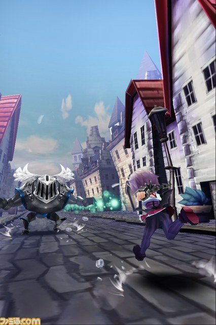 日本魔幻跑酷游戏《Night Runner》发布[多图]图片1