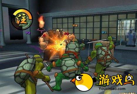 忍者神龟5图5: