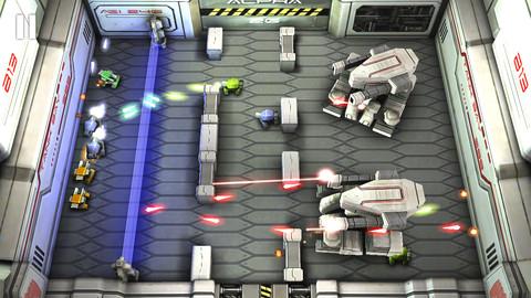 坦克英雄:激光大战图1: