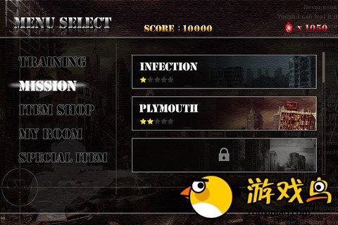 幽灵狙击手:僵尸图3:
