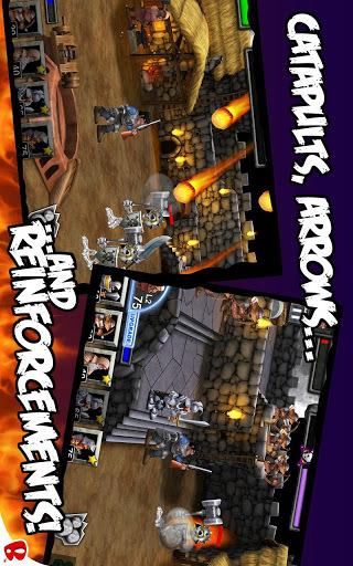 黑暗防御游戏安卓手机版图1: