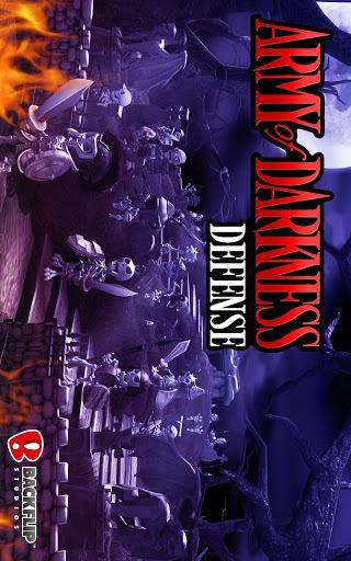 黑暗防御游戏安卓手机版图3: