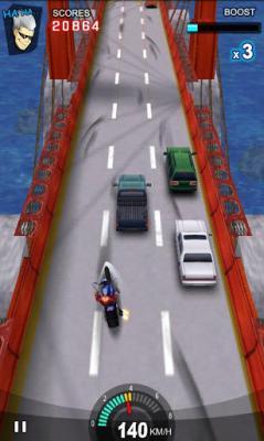 竞技摩托车图1: