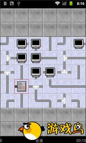 连接管道图4: