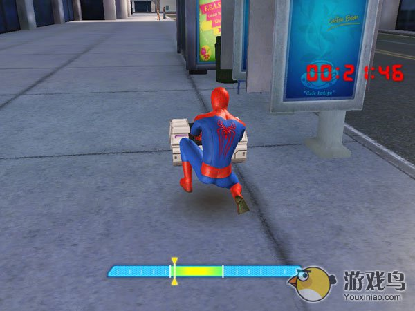 超凡蜘蛛侠2图3: