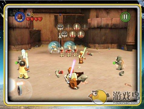 乐高星球大战完整传奇游戏安卓最新版图1:
