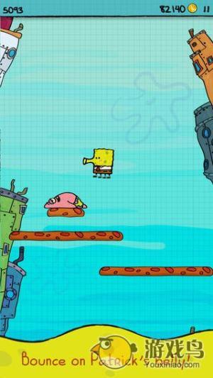 涂鸦跳跃:海绵宝宝图2