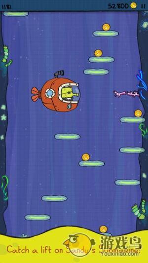 涂鸦跳跃:海绵宝宝图3