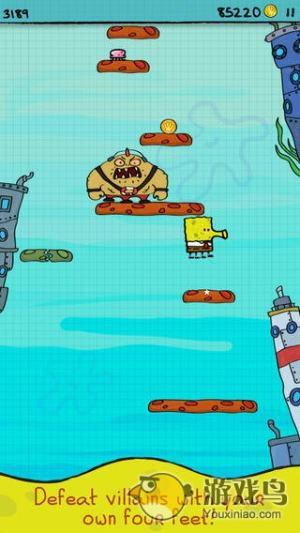 涂鸦跳跃:海绵宝宝图1