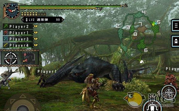 怪物猎人2G汉化版图6: