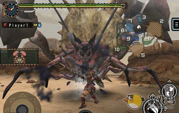 怪物猎人2G汉化版图5: