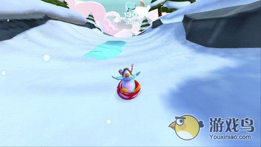 企鹅俱乐部滑雪赛图4: