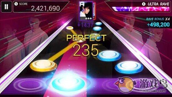 SuperStar SMTOWN游戏安卓版图1: