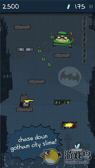 涂鸦跳跃之DC超级英雄图5:
